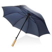 Automatyczny parasol sztormowy Ø 103 cm, z nadrukiem logo - P850.400 - Agencja Point