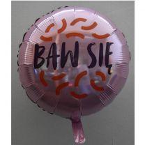 """Balony foliowe 18"""" z nadrukiem reklamowym - BAL2 - Agencja Point"""