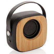 Bambusowy głośnik bluetooth - P328.589 - Agencja Point