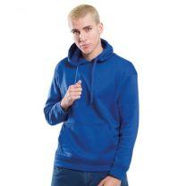 Bluza dresowa 290 g z kapturem, z nadrukiem reklamowym - BLU-J-2 - Agencja Point
