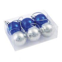 Bombki, reklamowe ozdoby świąteczne XMAS LINE - 56-090502 - Agencja Point