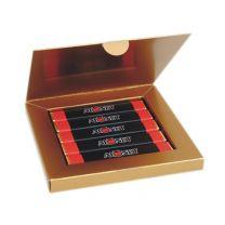 Bombonierka reklamowa 5 szt. - czekoladki z logo firmy - BOM21 - Agencja Point