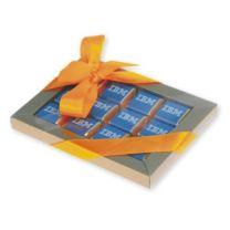 Bombonierka z logo - 12 czekoladek - Agencja Point