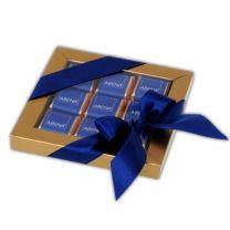 Bombonierka z logo - 9 czekoladek - Agencja Point