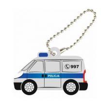 Zawieszka odblaskowa - van policyjny - Agencja Point