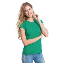 Damski T-shirt 145 g z nadrukiem reklamowym - KOSZ-J18 - Agencja Point