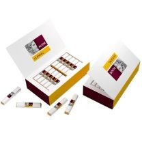 Display reklamowy z czekoladkami, 50 szt. z logo - CZEK15 - Agencja Point