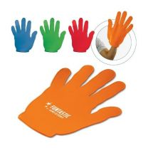 Duża eventowa dłoń z nadrukiem reklamowym - LT91212 - Agencja Point