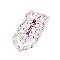 Duży spinacz do papieru typu Duko jumbo z nadrukiem reklamowym - 2105430 - Agencja Point