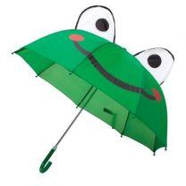 Dziecięcy parasol reklamowy żaba, SAPO z logo - R07927.05 - Agencja Point