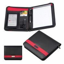Folder GUATEMALA A5 na dokumenty, z nadrukiem reklamowym - 062203 - Agencja Point