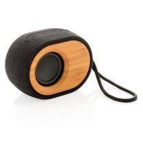 Bambusowy głośnik bluetooth - P328.009 - Agencja Point