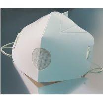 Maseczka kartonowa jednokrotnego użytku - Agencja Point