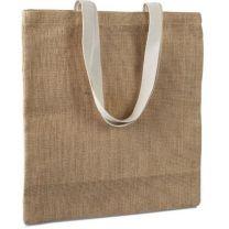 Jutowa torba reklamowa - JUHU - MO7264-13 - Agencja Point