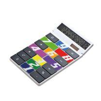 Kalkulator kolorowy CrisMa z logo - 3341506 - Agencja Point