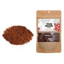 Kawa mielona 50 g z nadrukiem logo - KAW3 - Agencja Point