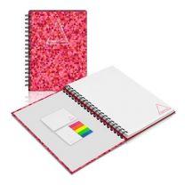 Kołonotatnik - reklamowy zestaw notesów w twardej okładce, nadruk full color - PM365 - Agencja Point