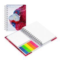 Kołonotatnik - reklamowy zestaw notesów w twardej okładce z nadrukiem full color - PM370a - Agencja Point