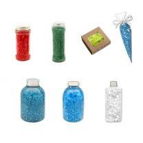 Kolorowa sól do kąpieli z nadrukiem logo - SL_001 - Agencja Point