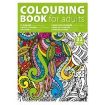 Kolorowanka reklamowa szczegółowa dla dorosłych - V9673-99 - Agencja Point