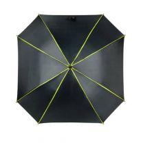 Kwadratowy parasol automatyczny ADRO z logo, Ø107 cm - 37043 - Agencja Point