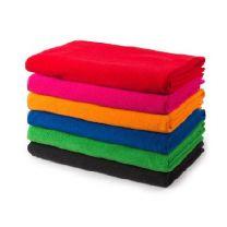 Ręcznik plażowy Lypso z logo - AP741657 - Agencja Point