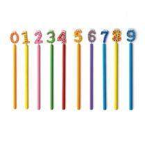 """Ołówek """"cyfry"""" z nadrukiem logo - V6568-00 - Agencja Point"""