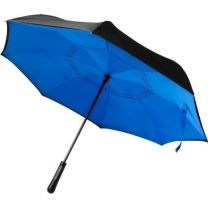 Odwracalny parasol manualny Ø105 cm, z nadrukiem reklamowym - V9911 - Agencja Point