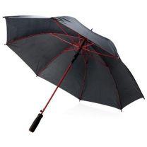 """Parasol automatyczny 23"""" Ø103 cm z nadrukiem logo - P850.044 - Agencja Point"""