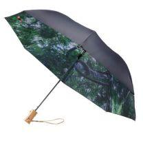 """Parasol automatyczny Forest z nadrukiem logo, 21"""", Ø95 cm - 10913300 - Agencja Point"""
