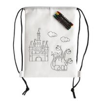 Składany plecak z nadrukiem logo - V8950-11 - Agencja Point