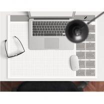 Podkład na biurko - biuwar z logo - KAL-DRU-02 - Agencja Point