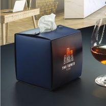 Pudełko na chusteczki z nadrukiem reklamowym - 1199094 - Agencja Point