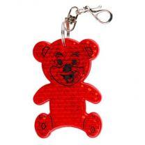 Brelok odblaskowy Teddy - R73235 | Agencja Point