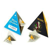 Reklamowa herbata w piramidce 10 szt. z logo - HER15 - Agencja Point