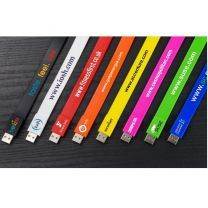 Pamięć USB opaska silikonowa pod kolor Pantone - PantoneUSB - Agencja Point