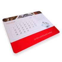 Podkładki pod mysz z kalendarzem - Agencja Point
