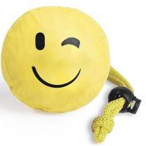 Torba poliestrowa - uśmiechnięta buzia - V8970-08B - Agencja Point