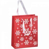 Reklamowy worek sportowy z motywem świątecznym - 60873WE - Agencja Point