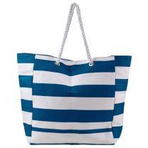 Reklamowa torba plażowa w paski - V0411 - Agencja Point