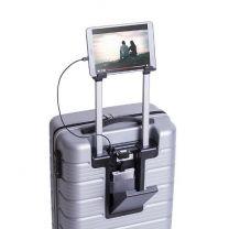 Reklamowa  walizka z gniazdem USB, z logo - V0678-19 - Agencja Point