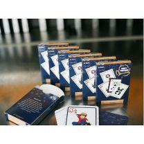 Reklamowe karty do gry Piotruś, indywidualna grafika z logo - KART-01 - Agencja Point