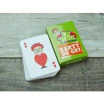 Reklamowe karty do gry z własną grafiką, z logo - KART-02 - Agencja Point