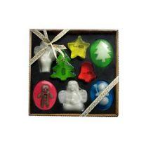 Reklamowe mydło świąteczne z logo - XM_004 - Agencja Point