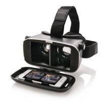 Okulary wirtualnej rzeczywistości z nadrukiem logo - V3541-03 - Agencja Point