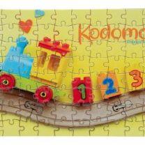 "Reklamowe puzzle sublimacyjne 80 szt. 20x14,5 cm ""Mizzle"" - AP812413 - Agencja Point"