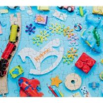 "Reklamowe puzzle sublimacyjne 80 szt. 24 x 19 cm ""Suzzle"" - AP812411 - Agencja Point"