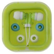 Reklamowe słuchawki douszne w pudełku - V3230-10 - Agencja Point