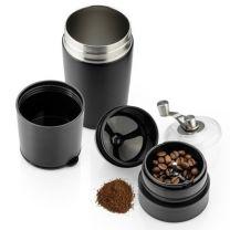 Kubek termiczny z młynkiem do kawy Columbia - 360 ml - 16000-02 - Agencja Point