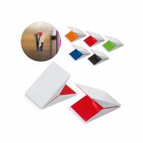 Reklamowy magnetyczny klips Memo z logo - LT91811 - Agencja Point